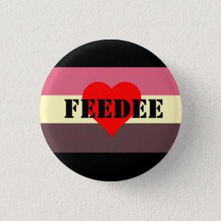 Pin's Pin Feedee de drapeau de fierté de Feedist