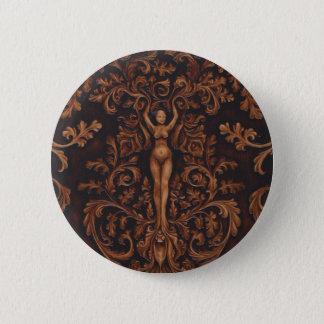 Pin's Pin rococo de bouton de déesse