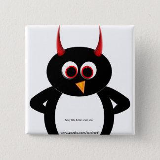 Pin's Pingouin Bling fouineur