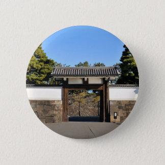Pin's Porte de temple à Tokyo, Japon