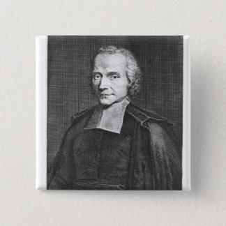 Pin's Portrait d'Adrien Baillet