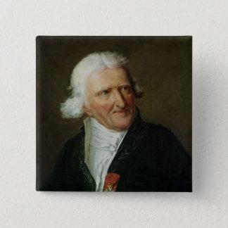 Pin's Portrait d'Antoine Augustin Parmentier