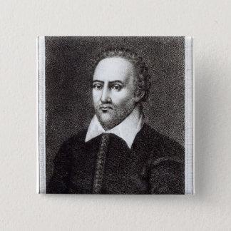 Pin's Portrait de Richard Burbadge