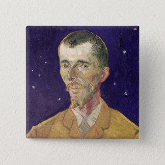Pin's Portrait de Vincent van Gogh   d'Eugene Boch 1888