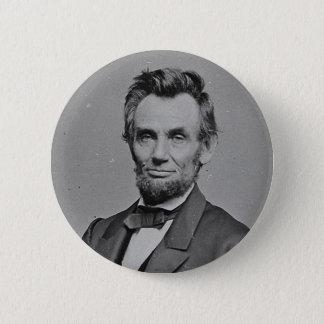 Pin's Portrait du Président Abraham Lincoln par Mathew