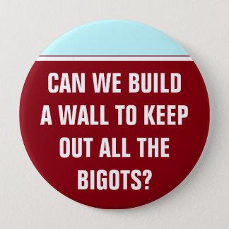 Pin's Pouvons-nous construire un mur pour empêcher