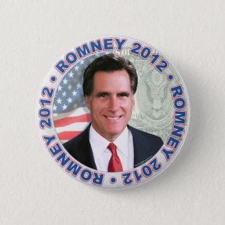 Pin's Président 2012 vitesse de Mitt Romney