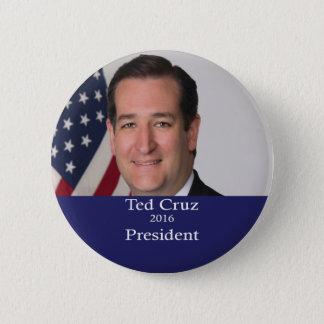 Pin's Président 2016 bouton de Ted Cruz