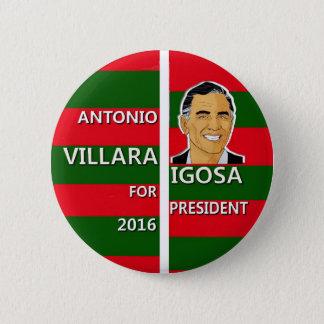 Pin's Président d'Antonio Villarigosa en 2016