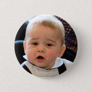 Pin's Prince George - William et Kate