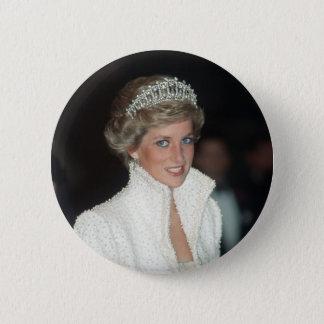 Pin's Princesse Diana Hong Kong 1989