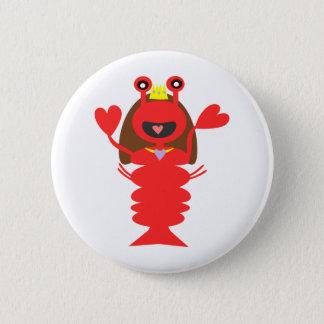 Pin's Princesse Lobster