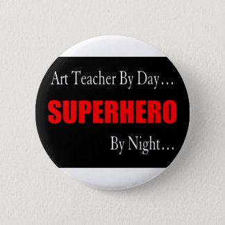 Pin's Professeur d'art de super héros