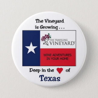 Pin's Profondément au coeur du Texas