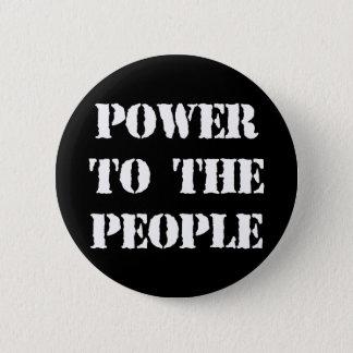 Pin's Puissance aux personnes