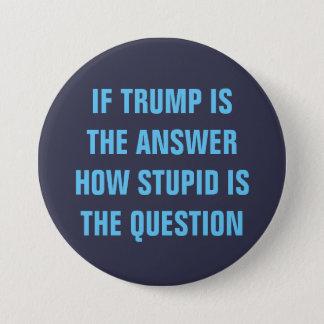 Pin's Question 2016 drôle pour des électeurs de GOP