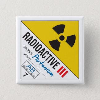 Pin's Radioactive - Plutonium