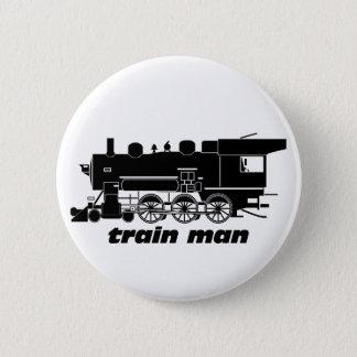 Pin's Railroading modèle d'homme de train