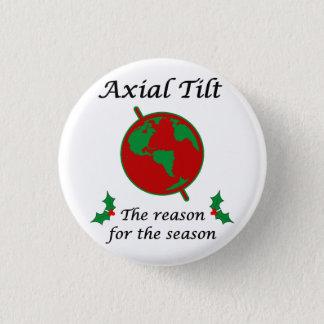 Pin's Raison axiale d'inclinaison de la saison