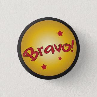 Pin's Reconnaissance et appréciation de BRAVO