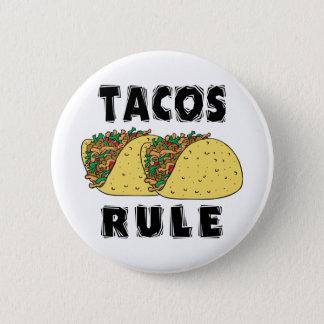 Pin's Règle de tacos