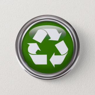 Pin's Réutilisez le logo