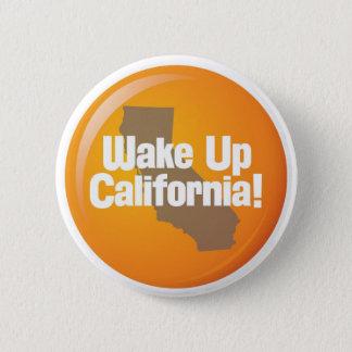 Pin's Réveillez le bouton de la Californie