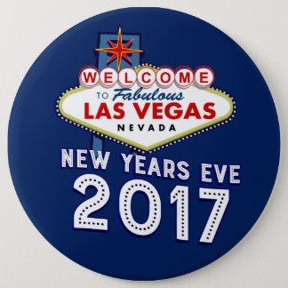 Pin's Réveillon de la Saint Sylvestre Las Vegas 2017