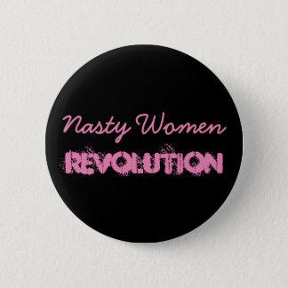 Pin's Révolution méchante de femmes