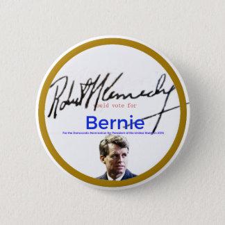 Pin's RFK pour des ponceuses de Bernie