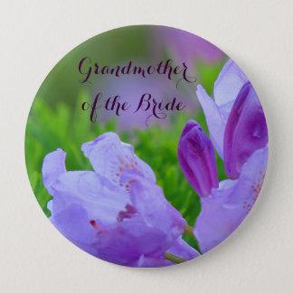 Pin's Rhododendron après la GRAND-MÈRE de pluie de la