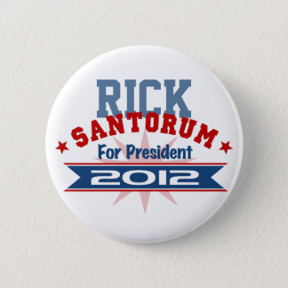 Pin's Rick Santorum 2012