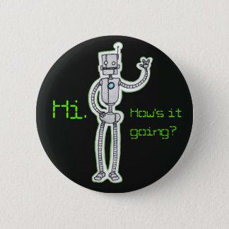 Pin's Robot cordial