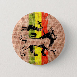 Pin's Roi de lion de reggae