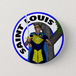 Pin's Roi du Saint Louis IX de la France