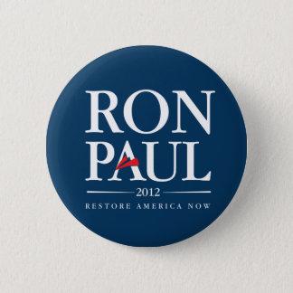 Pin's Ron Paul 2012 (bleu)