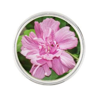 Pin's Rose de Pin de revers de fleur de Sharon