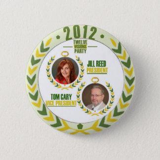 Pin's Roseau de Jill/Tom Cary pour le