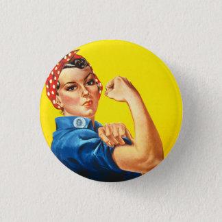 Pin's Rosie le bouton de rivoir