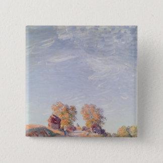 Pin's Route ascendante d'Alfred Sisley | en soleil