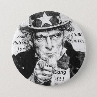Pin's Sam pour la guerre contre les forces de surface