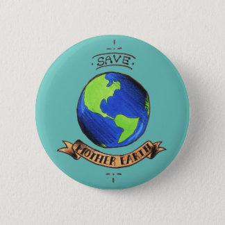 Pin's Sauvez la Terre