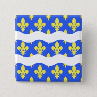 Pin's Seine-et-Marne, drapeau de la France