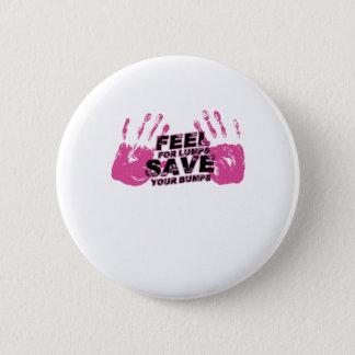 Pin's Sensation de conscience de cancer du sein pour des