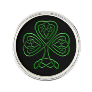 Pin's Shamrock de fantaisie
