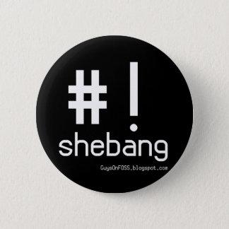 Pin's Shebang !