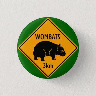 Pin's Signe de wombat