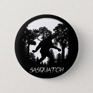 Pin's Silhouette de Sasquatch
