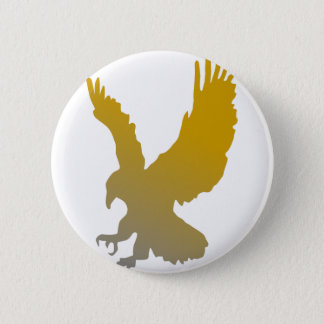 Pin's Silhouette d'Eagle d'or