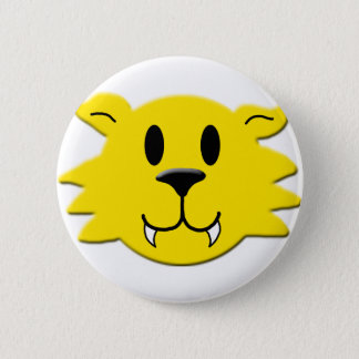 Pin's Smiley de loup-garou